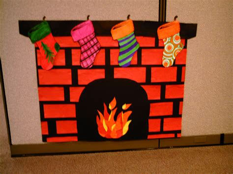 How To Make A Chimney Out Of Paper - paper fireplace jess flickr