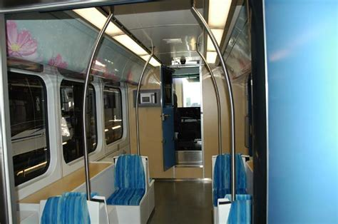 Toward A New Interior by Rolling Stock