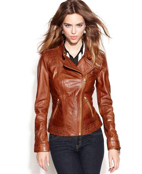 Pantofel Pria Trendy Leather Brown buy best womens brown stylish leather jacket