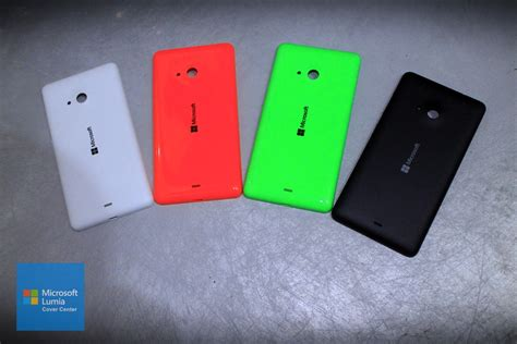 Casing Hp Microsoft 535 jual back cover microsoft lumia 535 dual sim lumia cover center