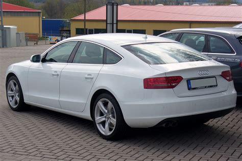 Audi A3 Ibisweiß audi a5 sportback johnywheels