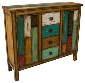 Chest Cabinet Furniture by Delaney Antique Style Distressed Wood Storage Cabinet