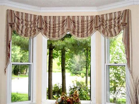 bay window window treatments window treatment ideas for large windows bay window
