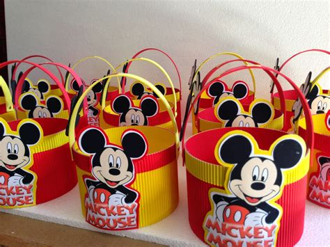 decoraciones deminnie en latas de leche decoraciones infantiles mickey mouse