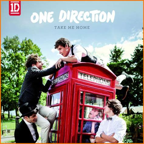 one direction take me home album cover one direction