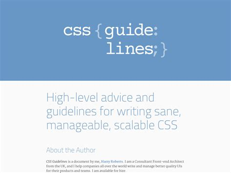 css layout guidelines what s new for designers september 2014 webdesigner depot