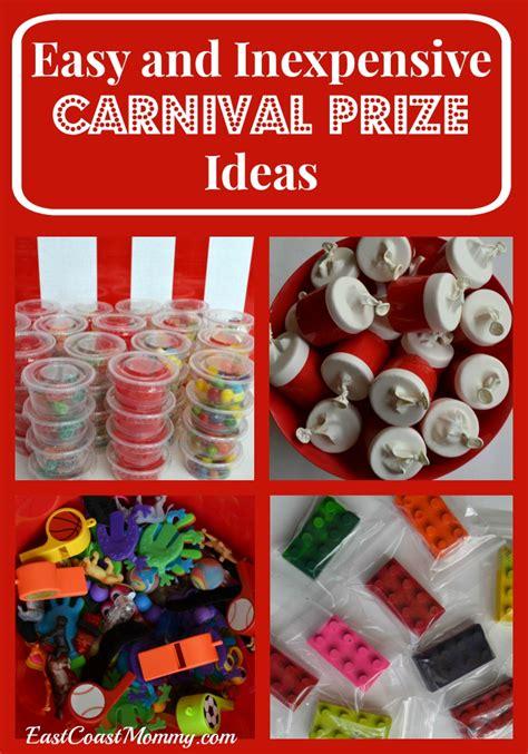east coast carnival prizes