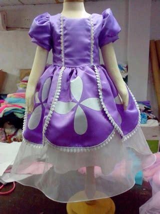 Recommend Gaun Sofia The Dress Baju Anak Impor jual dress sofia the gaun ulang tahun sofia baju