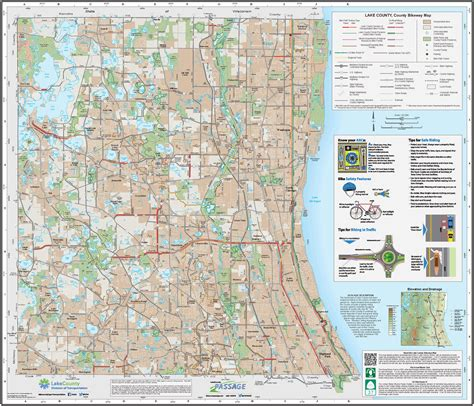 Lake County Records Map Of Lake County My