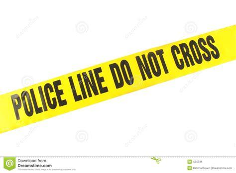 police tape police tape clipart