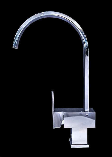 traforo chrome finish modern bathroom faucet