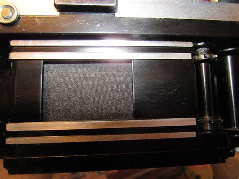 shutter curtain rare nikon f camera with original cloth type shutter