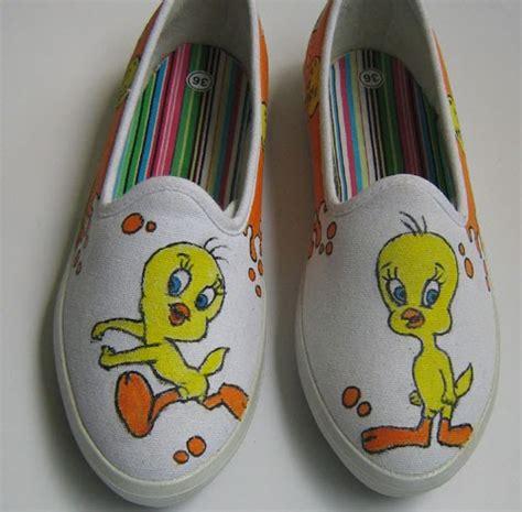 Cat Untuk Melukis Sepatu Kanvas jenis sepatu gaul sepatu lukis