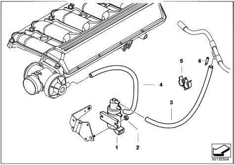 original parts for e39 525d m57 touring engine vacuum
