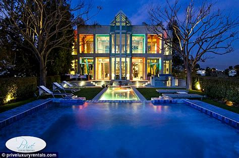 rihanna rents concrete palace resembling a