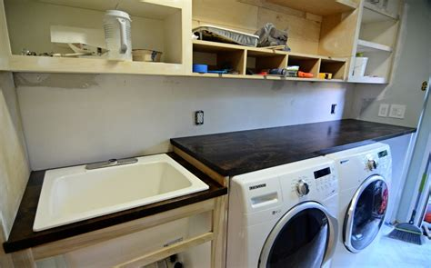 Laundry Room Sinks That Are Functional As Well As Laundry Sink And Countertop