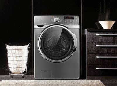 Mesin Cuci Samsung Kapasitas 9 Kg mesin cuci samsung wd1162xvm desain premium kapasitas 9