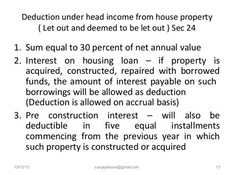 section for interest on housing loan section for interest on housing loan 28 images