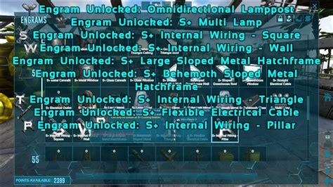ark blueprint list 100 ark blueprint list ark commander 1 0 7 beta4