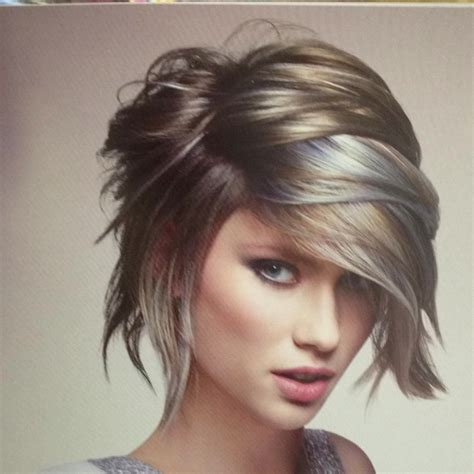 silver highlighted hair styles oh my goodness kool silver highlights hair cuts and