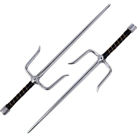 sai weapon karate sai metal round shaft mikado martial arts supplies