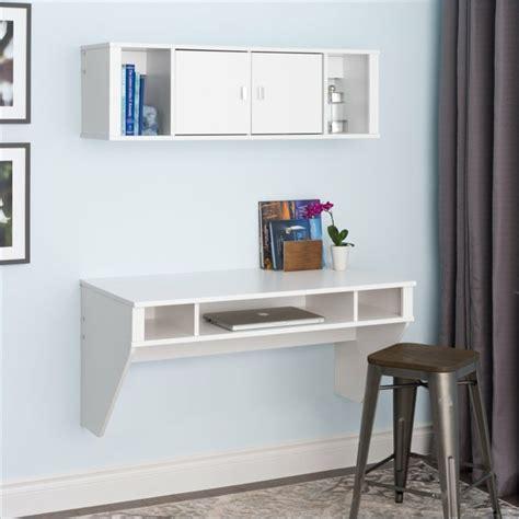 Bureau suspendu : 25 exemples de petits meubles pratiques