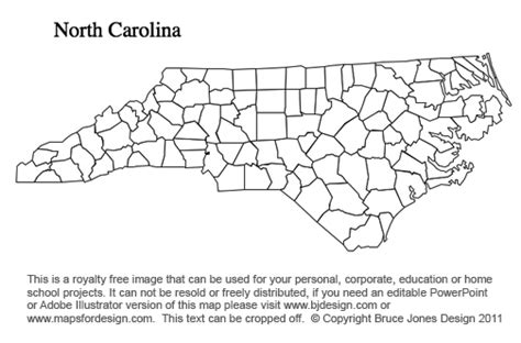 printable maps north carolina new mexico to south carolina us county maps