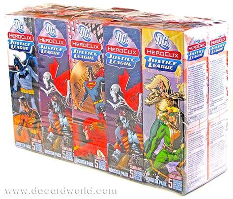 Wizkids Horrorclix Nightmares Booster Pack wizkids heroclix dc justice league booster brick 10 ct da card world