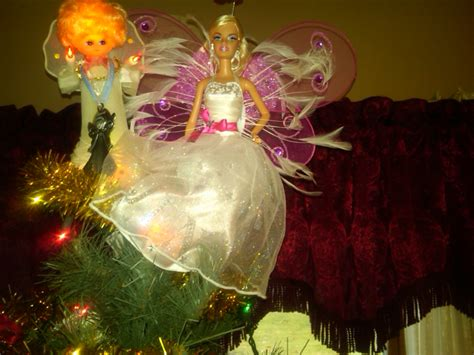 angie our tree topper coniffdence gaining strength