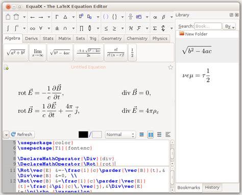 online div layout editor soft equalx ペンギンの杜 linux ソフト集