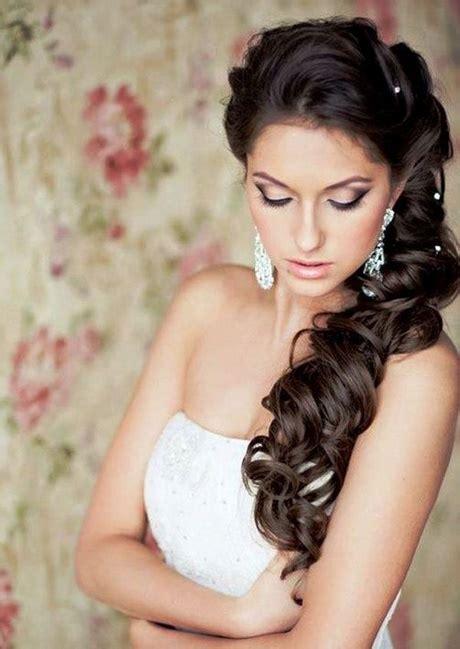 Brautfrisuren Kurze Haare Locken by Brautfrisuren Lange Haare Offen Locken