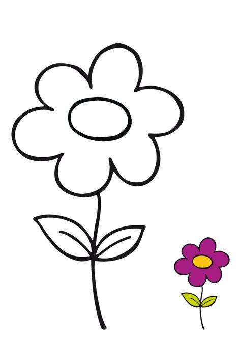 imagenes en blanco para colorear de flores compartiendo con mis amigas flor con molde para pintar