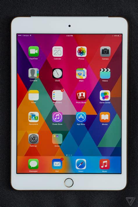 Apple Mini 3 apple mini 3 review the verge