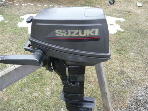 late 90 s suzuki 8 hp outboard classifieds buy sell