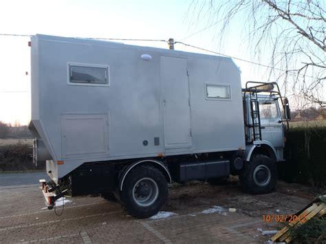 cellule cing car sur camion comment transformer un vieux renault jp1 de 20 ans en