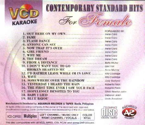 Vcd Aneka Hits Vol31 karaoke vcds