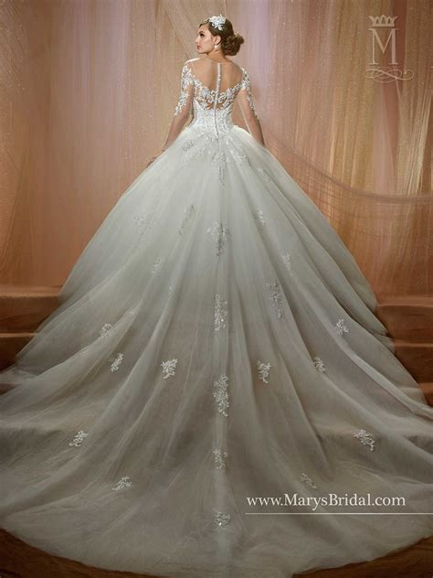 S Wedding Dresses by Marys Bridal Couture D Amour 6462 Wedding Dress