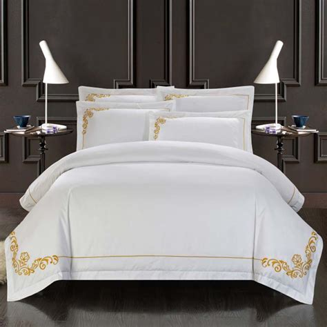 Hotel Quilts And Comforters by Get Cheap Hotel Luxury Bedding Aliexpress Alibaba