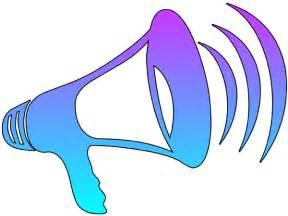 Megaphone Clipart megaphone cutout clip at clker vector clip royalty free domain