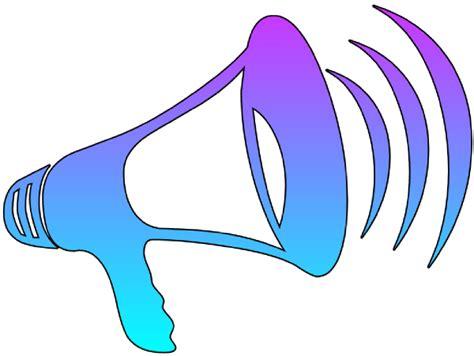 megaphone clipart megaphone cutout clip at clker vector clip