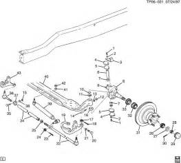 Chevrolet P30 Parts Chevrolet P30 Axle Asm Front Steering Parts