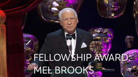 film 2017 bbc mel brooks is awarded the bafta fellowship the british