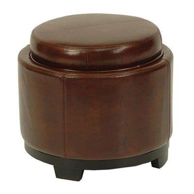 cheap round ottoman black friday safavieh hudson collection chloe leather