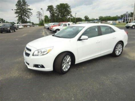 2013 chevrolet malibu 2lt buy used 2013 chevrolet malibu 2lt in 926 east 4th ave