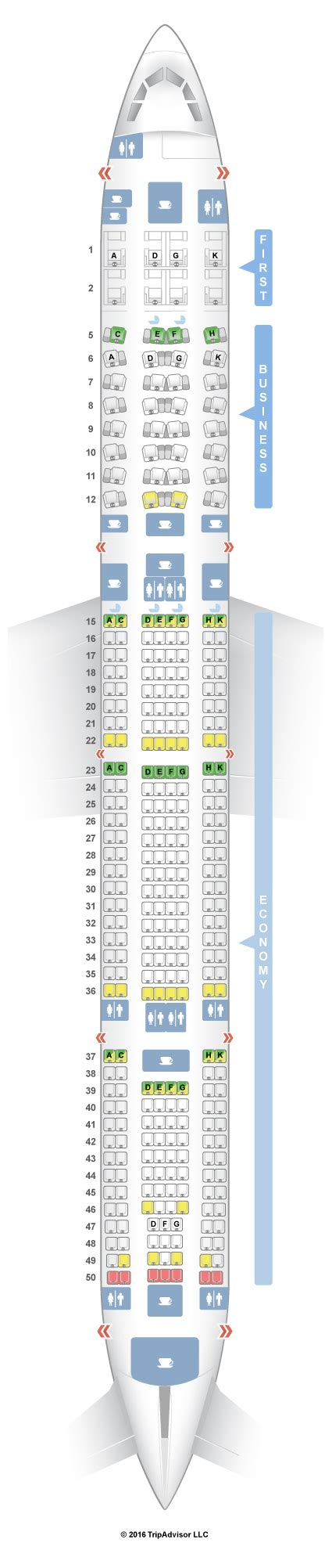 etihad airways seat map seatguru seat map etihad airbus a340 600 346