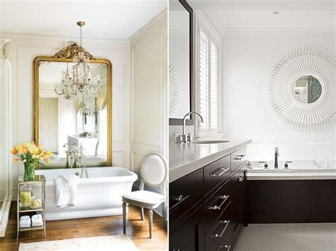 bathroom mirror trends - Bathroom Mirror Trends