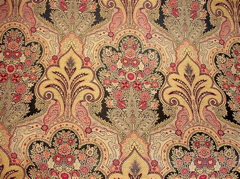 Kilim Upholstery Fabric by 4 Y Pindler Decadent Paisley Kilim Upholstery Fabric Ebay