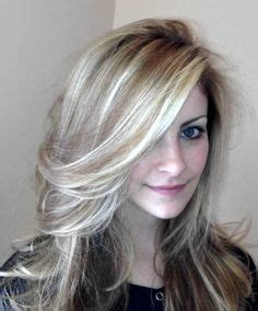 highlights to hide white hair gray highlights in brown hair blond highlights cover