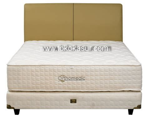 Bed The Luxe Reveire Mattress Orthopedic 120x200 Matras Only new orthomedic 30cm toko kasur bed murah simpati furniture