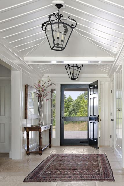 houzz entryway hillside farmhouse farmhouse entry boston by